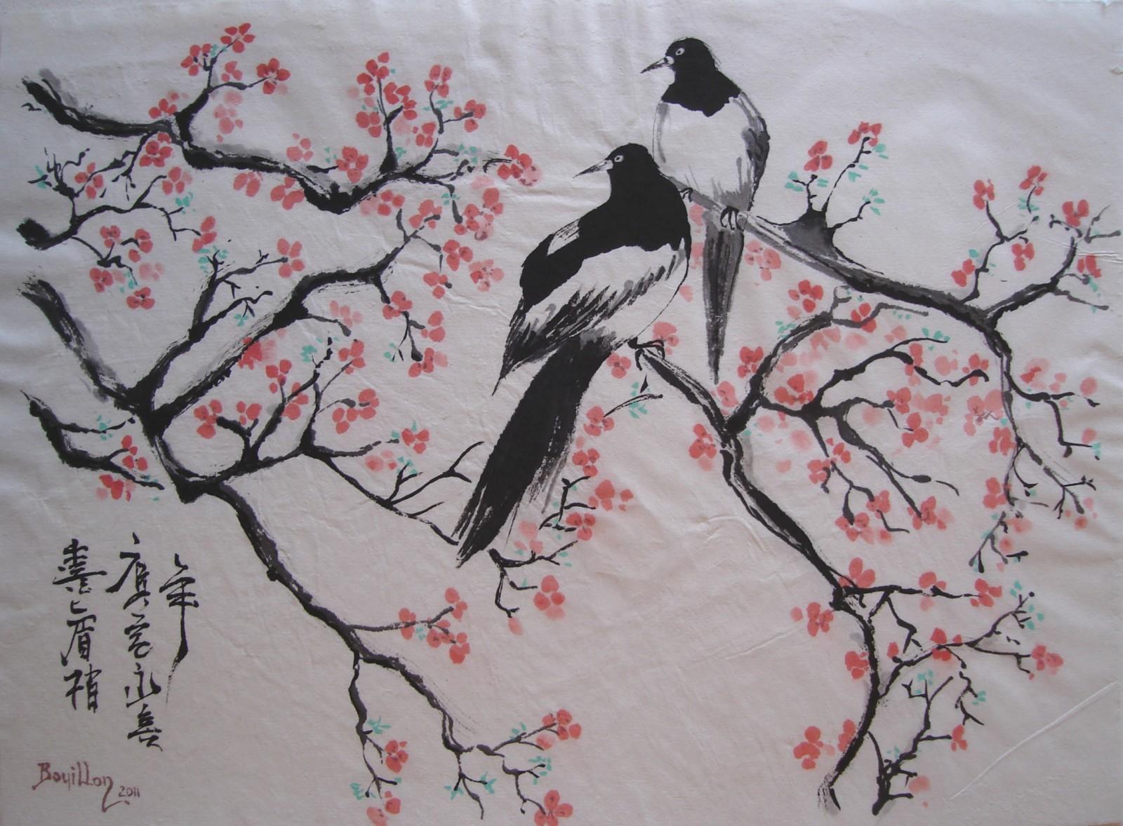 Dessins encre et plumes for Artiste dessin